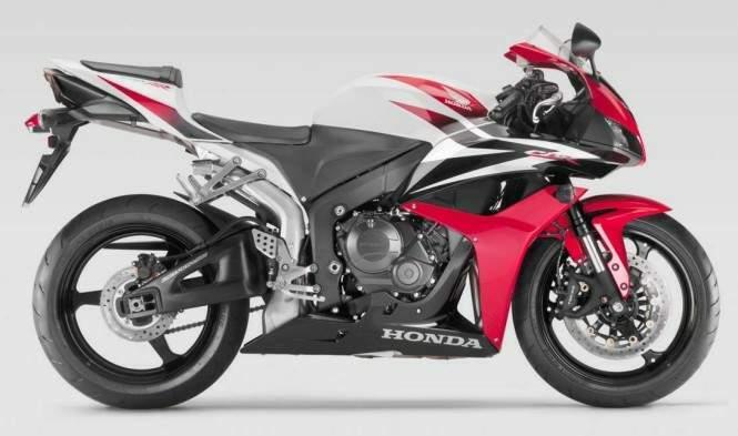 Описание мотоцикла Honda Cbr 600