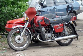 продам мотоцикл иж-3 #4